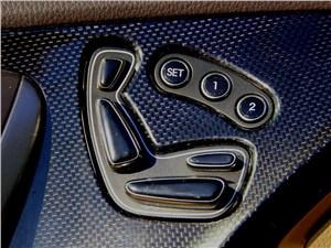 Предпросмотр hyundai grandeur 2012 клавиши электрорегулировок передних сидений