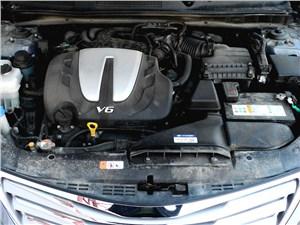 Предпросмотр hyundai grandeur 2012 двигатель