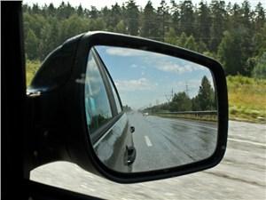 Lada Granta 2011 боковое зеркало
