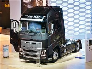 Семейство Volvo FH подверглось масштабному редизайну