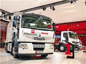Компания Renault представила целое семейство новых грузовиков