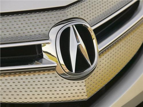 Acura покидает российский авторынок
