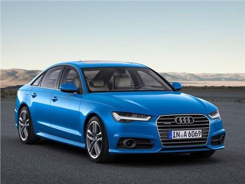 Новость про Audi - Audi прекратила сборку седанов A6 и A8 в России