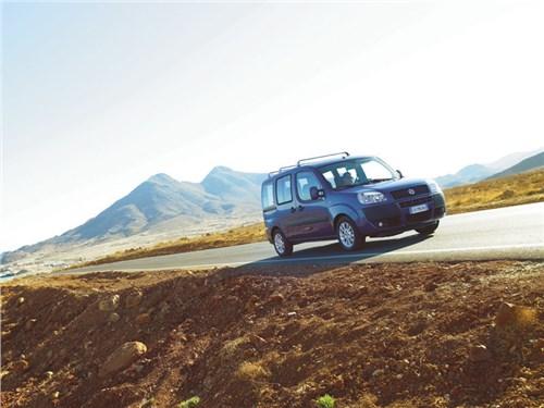 В марте продажи Fiat в России сократились на 78,6 процентов