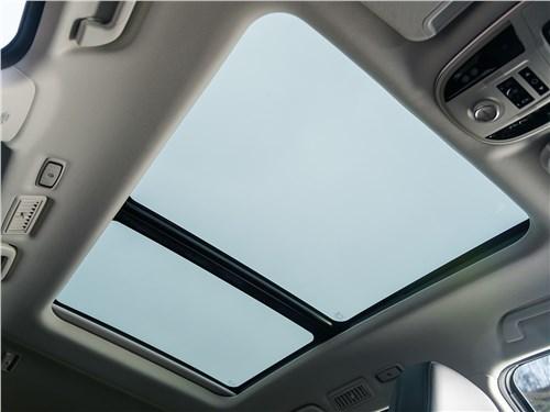 Haval H9 (2020) панорамная крыша