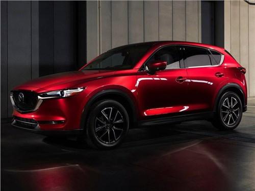 Новость про Mazda - Mazda рассказала о новых SUV для российского рынка