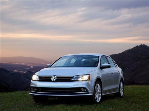 Volkswagen AG объявил об отзыве своих автомобилей в России