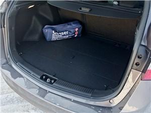 Hyundai i30 2012 багажное отделение