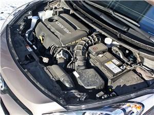 Hyundai i30 2012 двигатель
