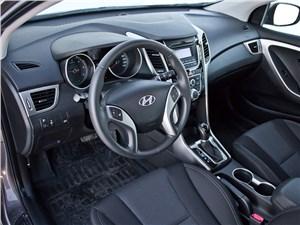 Hyundai i30 2012 водительское место