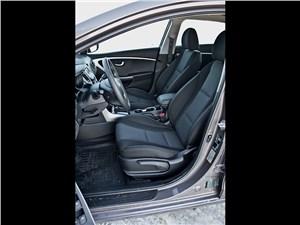 Hyundai i30 2012 передние кресла