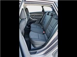 Hyundai i30 2012 задний диван