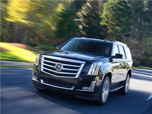 Новость про Cadillac - В сентябре Cadillac сохранил позитивную динамику продаж на российском рынке