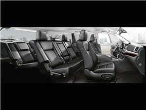 Toyota Highlander 2013 салон