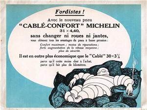 История Michelin