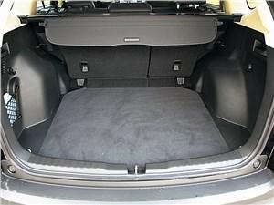 Honda CR-V 2013 багажное отделение