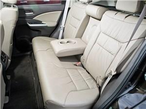 Honda CR-V 2013 задний диван
