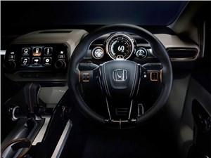 Предпросмотр honda vision xs-1 2014 водительское место