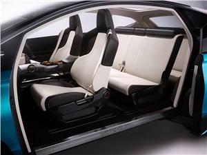 Предпросмотр honda vision xs-1 2014 передние кресла и задний диван
