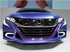 Предпросмотр honda b concept 2014 фас