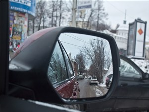 Honda CR-V 2013 боковое зеркало
