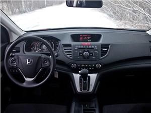 Honda CR-V 2013 водительское место
