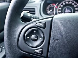 Honda CR-V 2013 кнопки управления