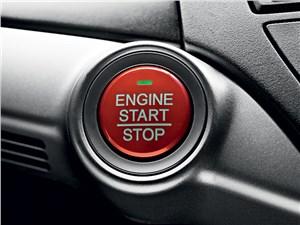 """Honda Crosstour 2013 кнопка """"старт-стоп"""""""