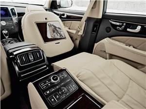 Hyundai Equus 2011 интерьер