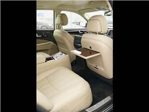 Hyundai Equus 2011 задние места