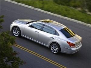 Новость про Hyundai Equus - Hyundai Equus