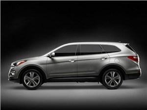 Hyundai привезет Santa Fe на ММАС-2012