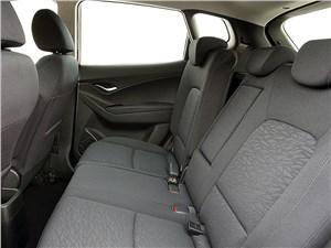 Предпросмотр hyundai ix20 2010 задний ряд сидений