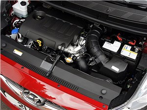 Предпросмотр hyundai ix20 2010 моторный отсек