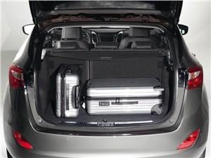 Предпросмотр hyundai i30 2012 багажник
