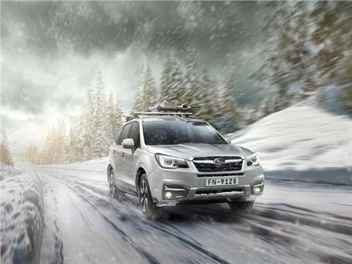 В октябре продажи Subaru сократились на 4,6 процента