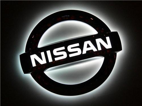 В январе продажи Nissan в России сократились почти на 6 процентов