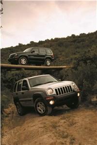 Предпросмотр jeep cherokee 2001 тест на бездорожье фото 2