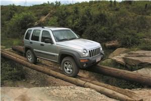Предпросмотр jeep cherokee 2001 преодоление импровизированного моста