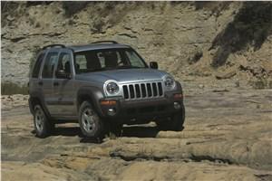 Предпросмотр jeep cherokee 2001 тест на бездорожье фото 4