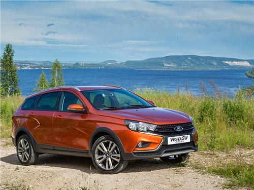 Известны сроки начала продаж универсала Lada Vesta SW