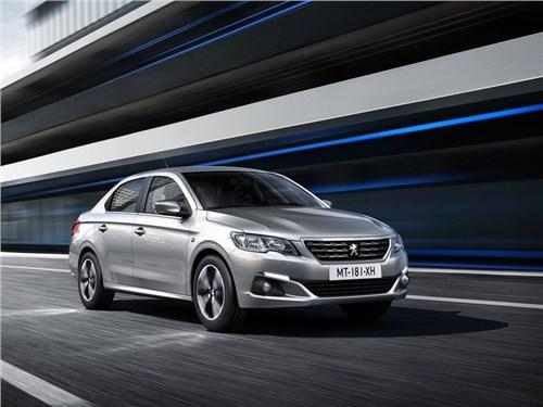 Peugeot представил обновленную версию «301-ого»