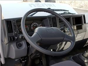 ISUZU водительское место