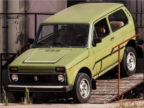 Lada Niva Taiga оказалась самым медлительным автомобилем на рынке Германии