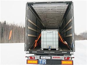 Iveco Stralis Hi-Way грузовой отсек