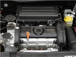 Seat Ibiza 2012 двигатель