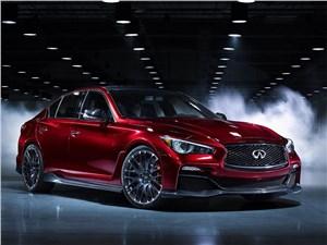 Предпросмотр infiniti q50 eau rouge concept 2014 вид спереди