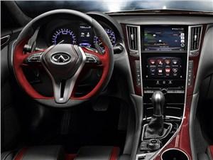 Предпросмотр infiniti q50 eau rouge concept 2014 водительское место