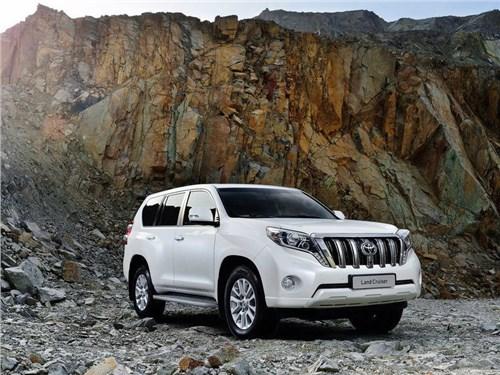 Новость про Toyota Land Cruiser Prado - Toyota начала принимать заказы на новую комплектацию Land Cruiser Prado
