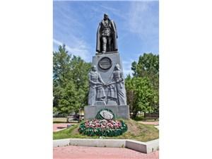 Иркутск печально известен тем, что именно здесь в 1920 году расстреляли адмирала Колчака